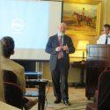 Droman presentation at City cybercrime event