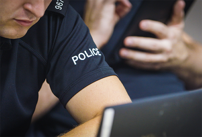 Cybercrime training starts with Police Scotland